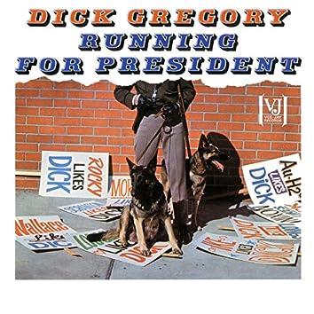 Running For President (Live)