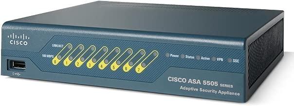 Cisco ASA5505-BUN-K9 ASA 5505 (Renewed)