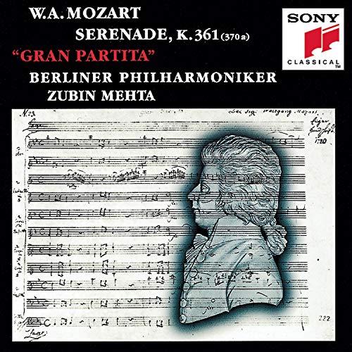 """Mozart: Serenade """"Gran Partita"""""""