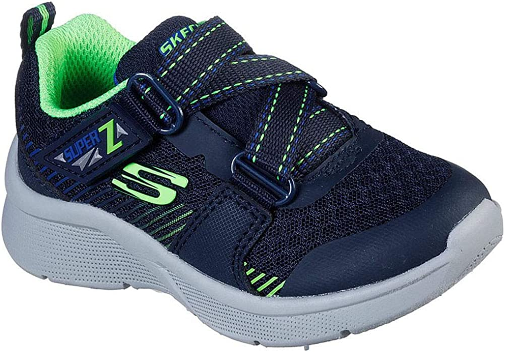 Skechers Unisex-Child Microspec-zovox Sneaker