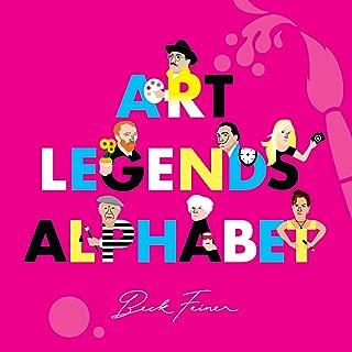 Art Legends Alphabet Book | Children's ABC Books by Alphabet Legends™