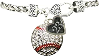custom baseball jewelry