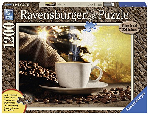 Ravensburger 19917 - Tijd voor koffie