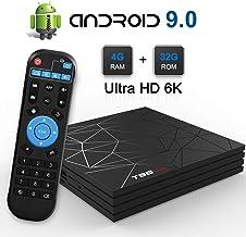 TV Box, TUREWELL T95 Max Android 9.0 TV Box Chip H6 Quad-core Cortex-A53 4GB RAM 32GB ROM..