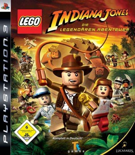 Lego Indiana Jones - Die legendären Abenteuer [Importación alemana]