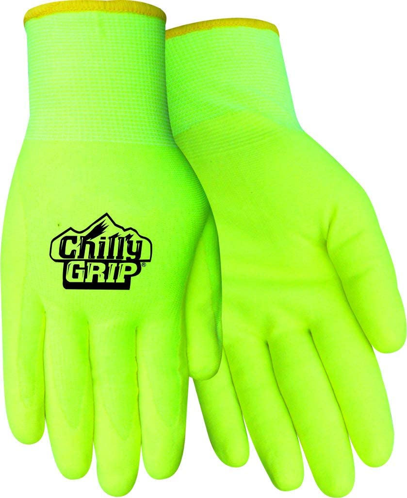 Red Steer A319-XXL Insulated Chilly Very popular Glove Japan Maker New Work 12 Grip Pair