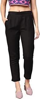 ATARAH Women's Regular Fit Trouser