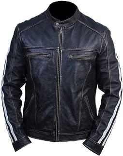 Resident Evil Leon Kennedy Stylish Leather Jacket