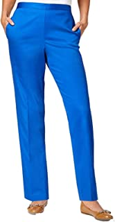 Alfred Dunner womens Petite Proportioned Medium Pant Pants