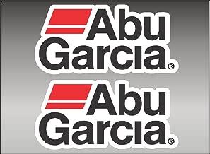 Abu Garcia Fishing Logos/Pair / 6