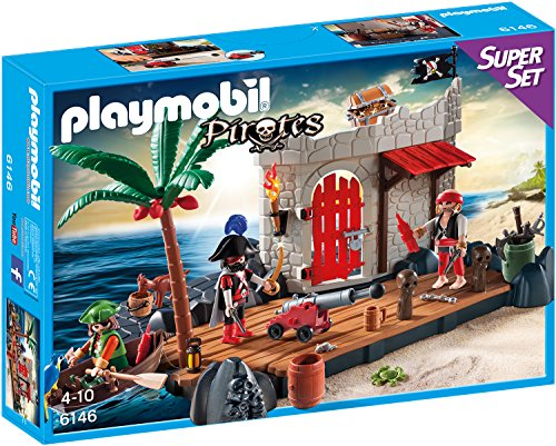 Playmobil 6146 - Super Set Piratenfestung