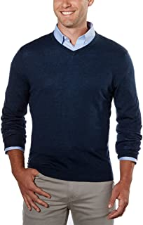 Men's Merino Sweater V-Neck