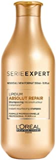 LOreal NEW Absolut Repair Lipidium Shampoo 300ml