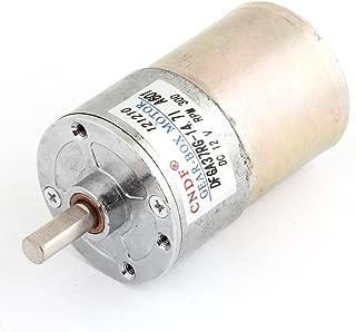 Motor de corriente continua 4.5V 2000RPM 0.02A 2 Cables Eje de Motor Eléctrico Redondo para RC Barco Juguetes