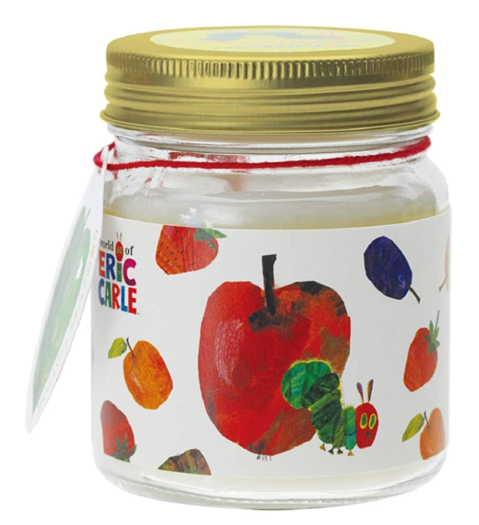 ビット国民投票ガジュマルはらぺこあおむし フレグランスジェル 置き型 大容量 アップルペアの香り HPA-2-01