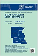 FAA Chart Supplement North Central (Always Current Edition)