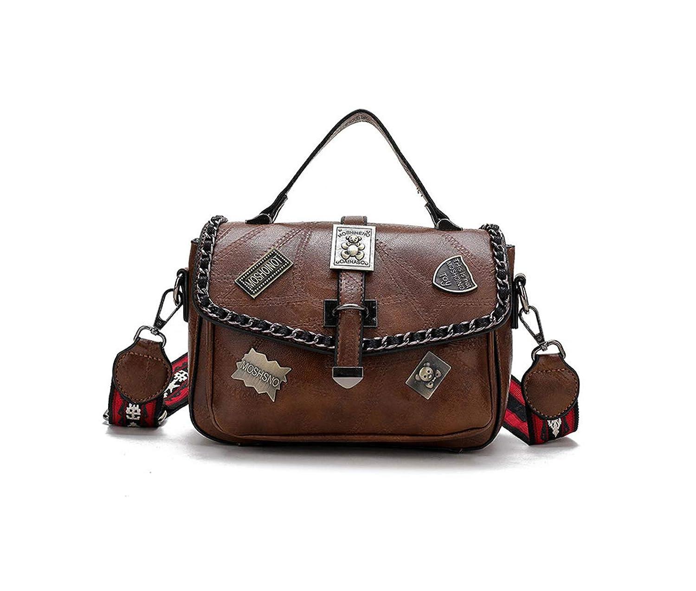 DOODOO レディース バッグ Shoulder Hand Bag for Women ハンド ショルダー PUレザー 肩掛け ミニ 斜めかけ トート