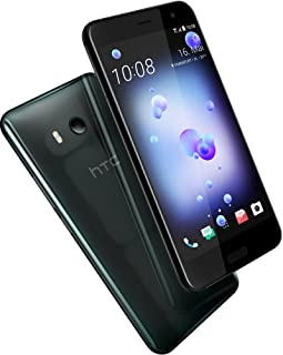 HTC U 11 SIM doble 4G 64GB Negro con Alexa integrada - Smartphone (14 cm (5.5