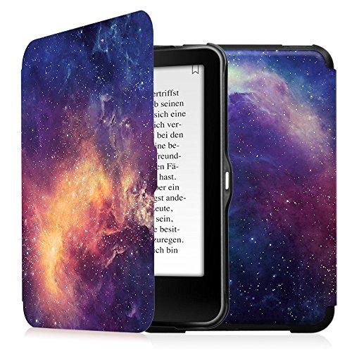 Fintie Hülle für Tolino Vision 4 HD/Vision 3 HD/Vision 2 / Vision 1 / Shine 2 HD eReader - Ultradünne SlimShell Case Schutzhülle Tasche Etui mit Ruhemodus und Magnetverschluss, die Galaxie