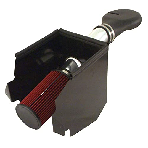 Spectre Performance Air Intake Kit: High Performance, Desgined to Increase Horsepower and Torque: 1994-2001 DODGE (Ram 1500, Ram 2500) SPE-9931