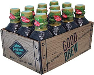 Arizona Tea   All Natural Good Brew Unsweetened Tea & Organic Bottled Iced Tea   Organic Ingredients + Real Flavor