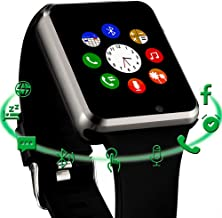 Smart Watch,Android Smart Watches for Men Women Teens with SIM SD Card Slot SmartWatch..