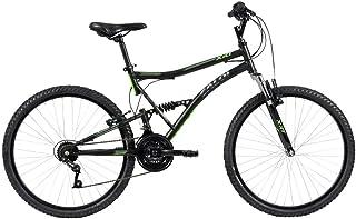 Bicicleta Mtb Caloi Xrt Aro 26 Susp Dianteira Traseira Preta