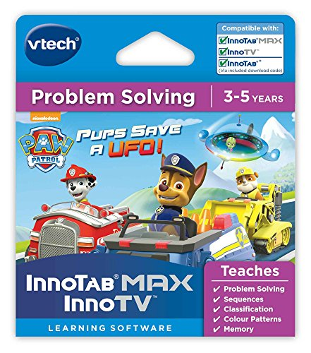 VTech 274103 Innotab and InnoTV Paw Patrol Electronic Toy