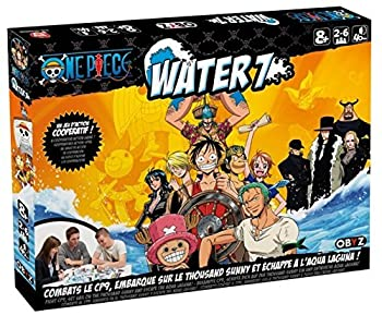 ONE Piece - Water 7 Battle Board Game by ABYstyle