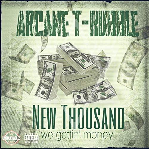 Arcane T-Rubble