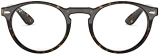 Men's Rx5283 Round Prescription Eyeglass Frames