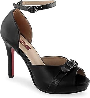 Shuz Touch Black Pump Shoe