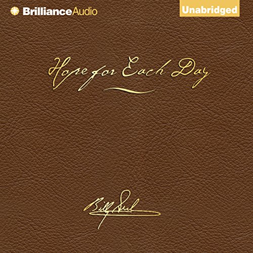 Hope for Each Day Signature Edition audiobook cover art