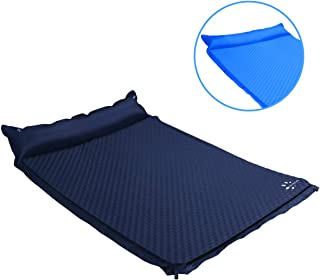 FRUITEAM Sleeping pad Double self Inflating Camping pad...
