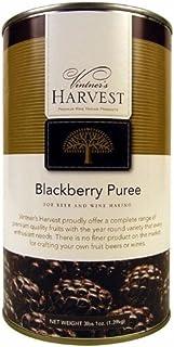 Vintner's Harvest - 0E-5G6E-NMP1 Fruit Puree - Blackberry 3LB 1 oz