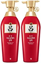 Ryoe Korean Herbal Anti Hairloss Damaged Hair Shampoo 400ml X2