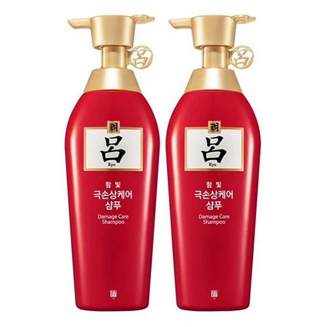 Ryoe Korean Hairloss Damaged Shampoo