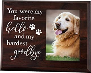 Custom Dog or Cat Frame Fur-Kid Picture Frame Our Bundle Of Love Wrapped In Fur Personalized Pet Picture Frame