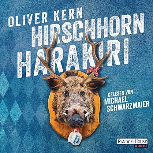 Hirschhornharakiri cover art