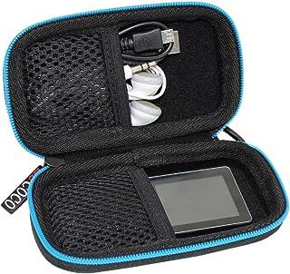 ESCOCO Mp3 Player Protective Tasche,Hart Reise Fall Case für Bluetooth MP3 Player MP4 Player,für Victure/Soulcker/SVMUU/AG...