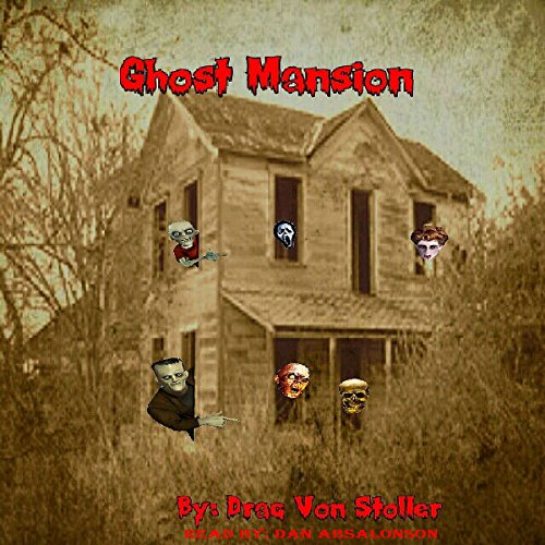 Ghost Mansion cover art