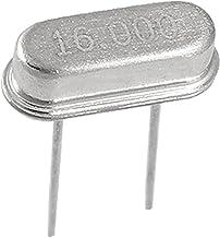 Toolmore 50 MHz Cristal Oscilador Contador de Frecuencia Probadores DIY Kit 5 Resolucion Digital Rojo