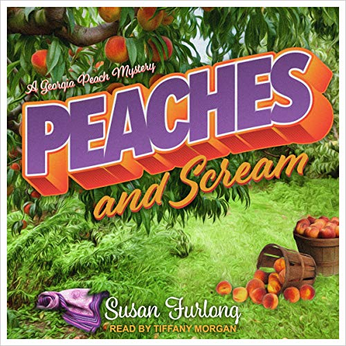 Peaches and Scream cover art