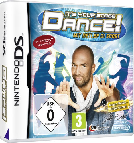 Dance! It's your Stage - Mit Detlef D! Soost [Edizione: Germania]