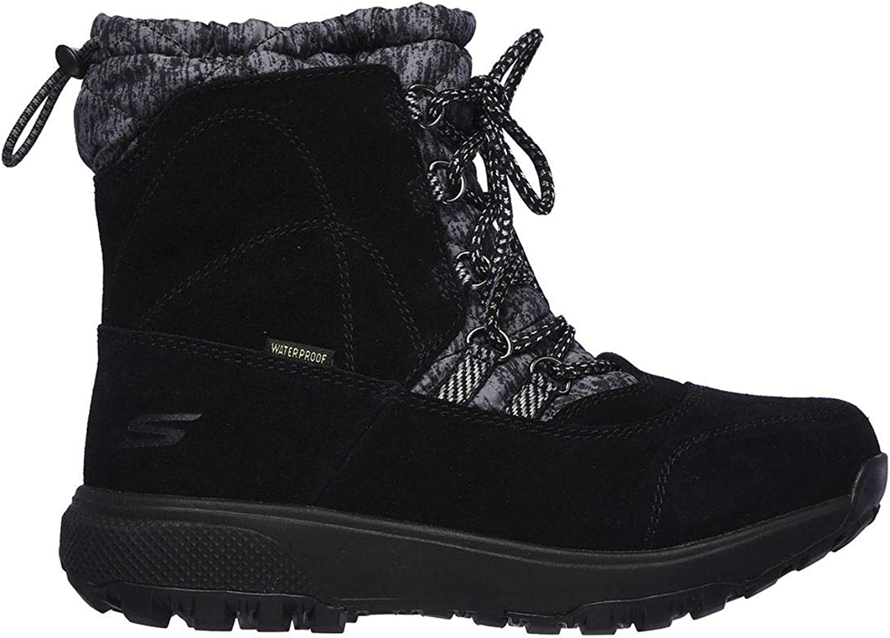 Skechers On The Go Outdoors Ultra - Arctic Womens Mid Calf Boot