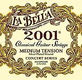 La Bella 7D77 - Juego de cuerdas guitarra clásica