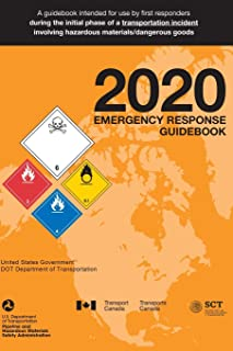 2020 Emergency Response Guidebook