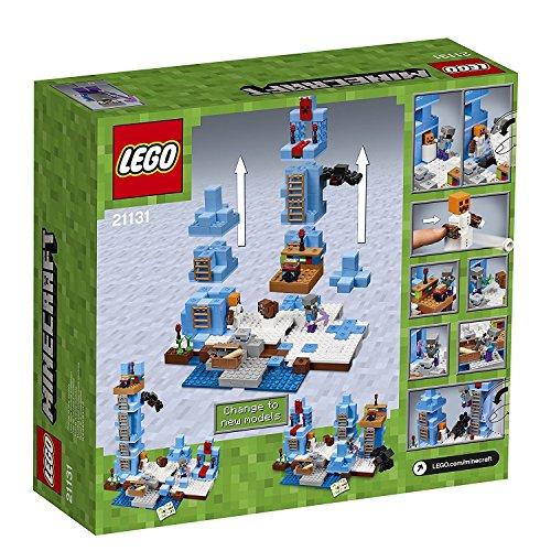 LEGO Minecraft 21131 - Türme aus Eis