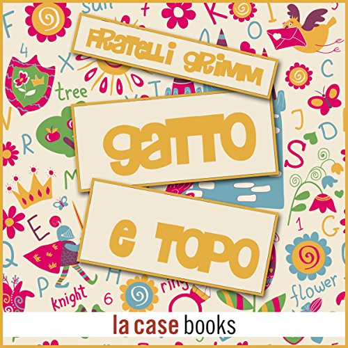 Gatto e topo, i due compagni audiobook cover art