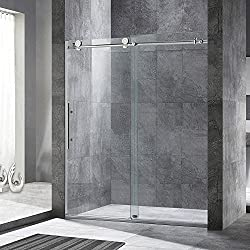 WOODBRIDGE Frameless Sliding Shower